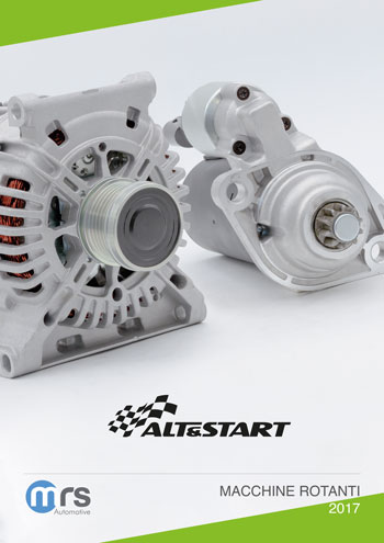 Catalogo Alt&Start by M.R.S. Automotive